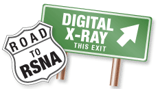 Road to RSNA 2012: Digital X-Ray Preview