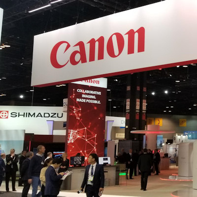 Canon to introduce new digital PET/CT scanner at RSNA 2019