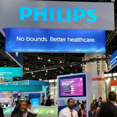Philips highlights ambient room for FDG uptake