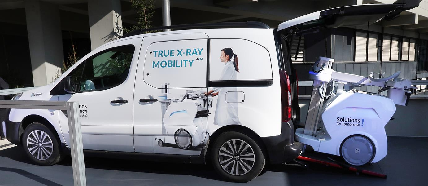 True X-ray Mobility