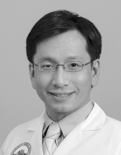 Dr. Michael Lu of Massachusetts General Hospital