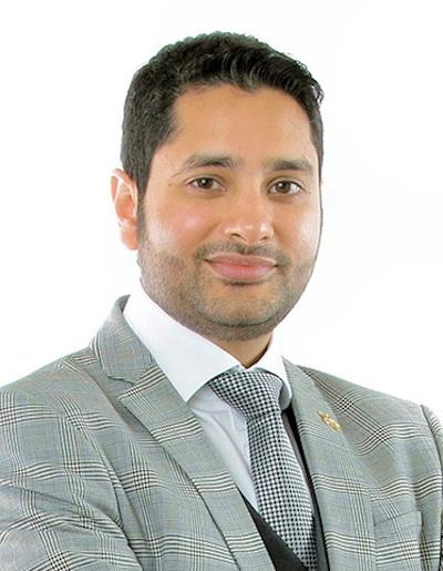 Dr. Avez Ali Rizvi.