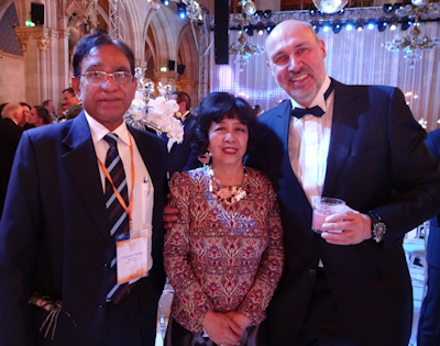 Drs. Lilian Leong and Prabhakar Reddy
