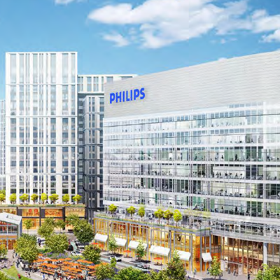 Philips to move North American HQ to Cambridge