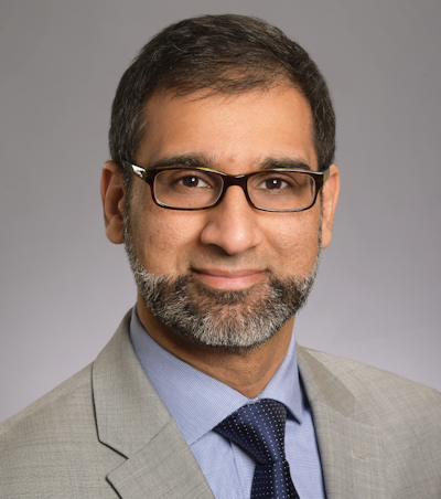 Dr. Nabile Safdar, chair of the RSNA Scientific Program Committee