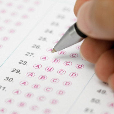 Previous test scores predict success on ABR Core Exam