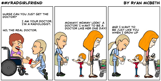Radiology cartoon