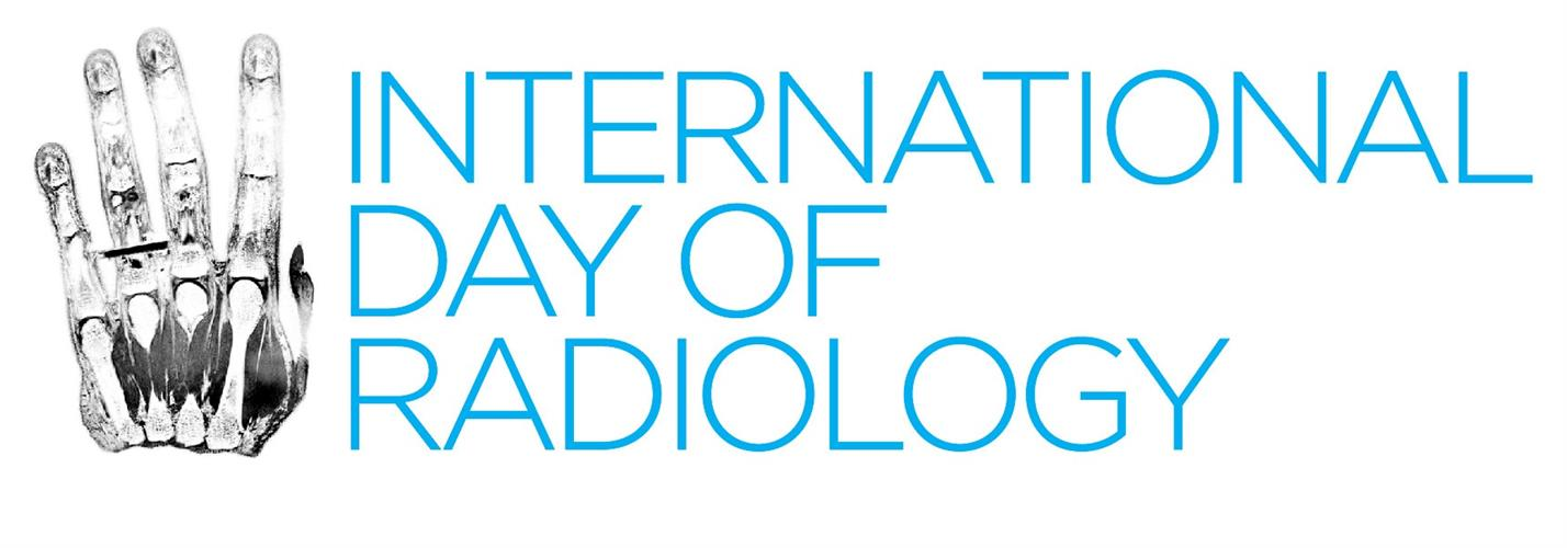 International Day of Radiology logo