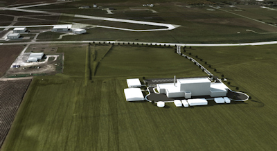 Proposed Janesville facility