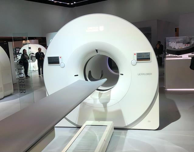 The total-body Explorer PET scanner