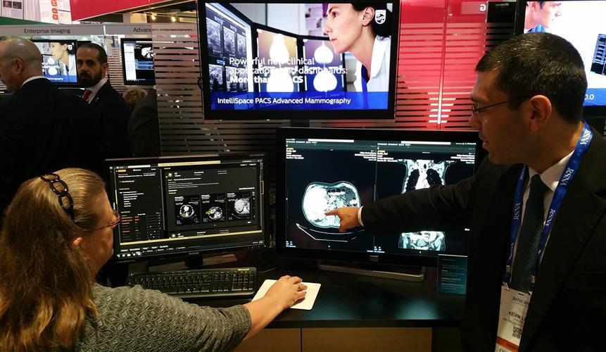 Philips highlights MRI, CT, and augmented radiology at RSNA
