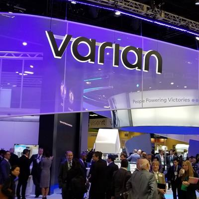Varian: China tariffs lifted from linear accelerators