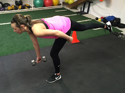 Single-leg movements