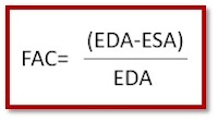 Formula to calculate FAC