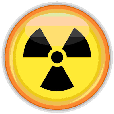 Radiation trefoil symbol