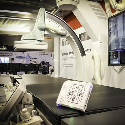 Shimadzu signs deal for IR image navigation tablet
