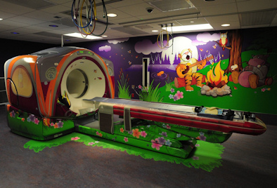 Hospitals Create Imaging Adventures For Pediatric Patients
