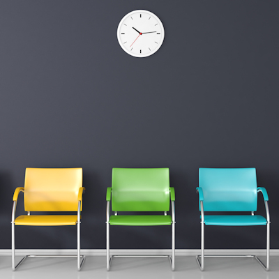 Simple interventions reduce outpatient CT wait times